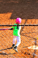 Sweet Peas Softball at DHYS
